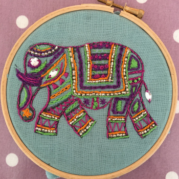 completed_elephant_embroidery_kit